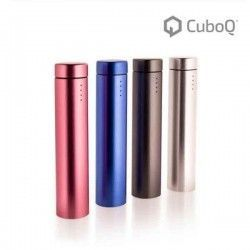 Power Bank con Altavoz CuboQ 3500 mAh