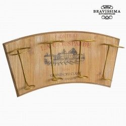 Botellero de pared de madera by Bravissima Kitchen
