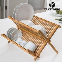 Escurreplatos de Bambú TakeTokio