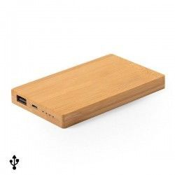 Power Bank Bambú 146523
